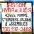 Sisson Hydraulics