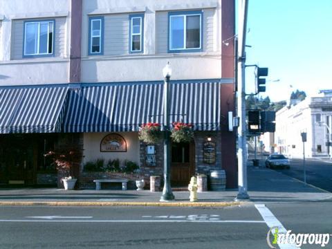 Silver Salmon Grille, Astoria OR