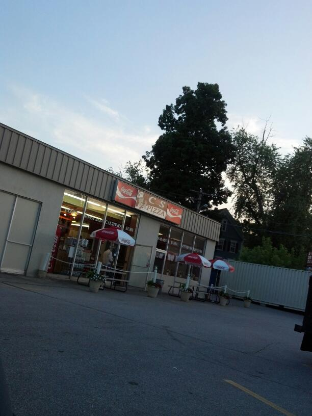 C & S Pizza Of Pepperell, Pepperell MA