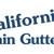 California Rain Gutters
