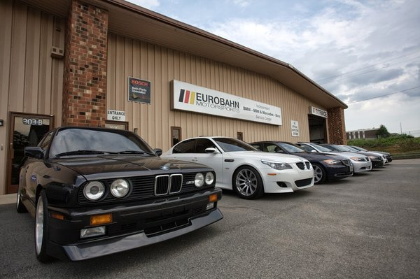 Eurobahn BMW MINI Mercedes-Benz Audi, Greensboro NC