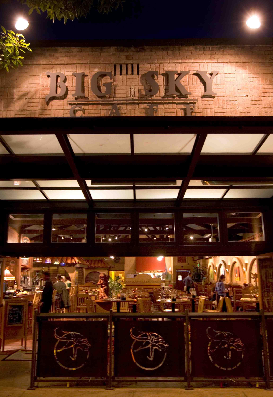 Big Sky Cafe, San Luis Obispo CA
