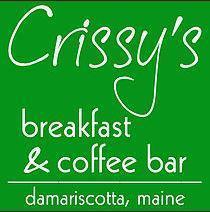 Crissy's Cafe, Damariscotta ME