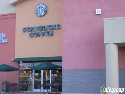Starbucks Coffee, East Palo Alto CA