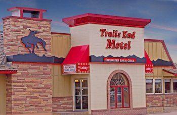 Trails End Motel, Sheridan WY