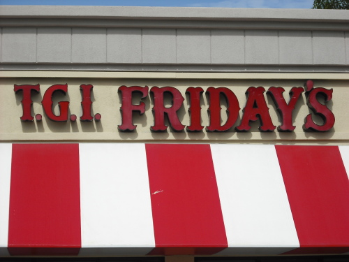 T.G.I. Friday's, Forest Hills NY