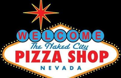 Naked City Pizza Shop - Las Vegas, NV