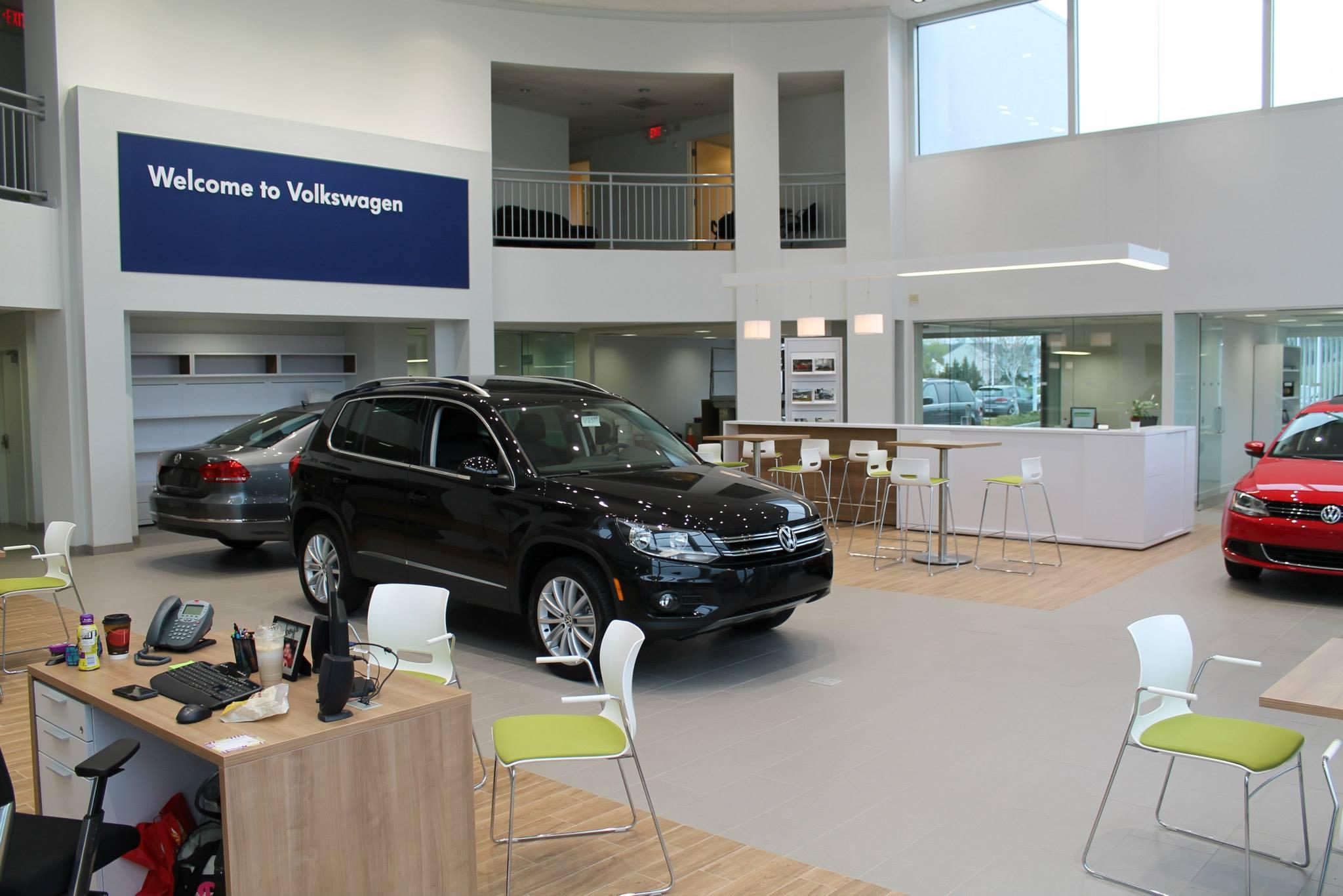 Volkswagen Reading, Leesport PA
