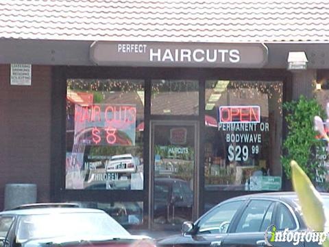 Perfect Hair Cuts, Martinez CA