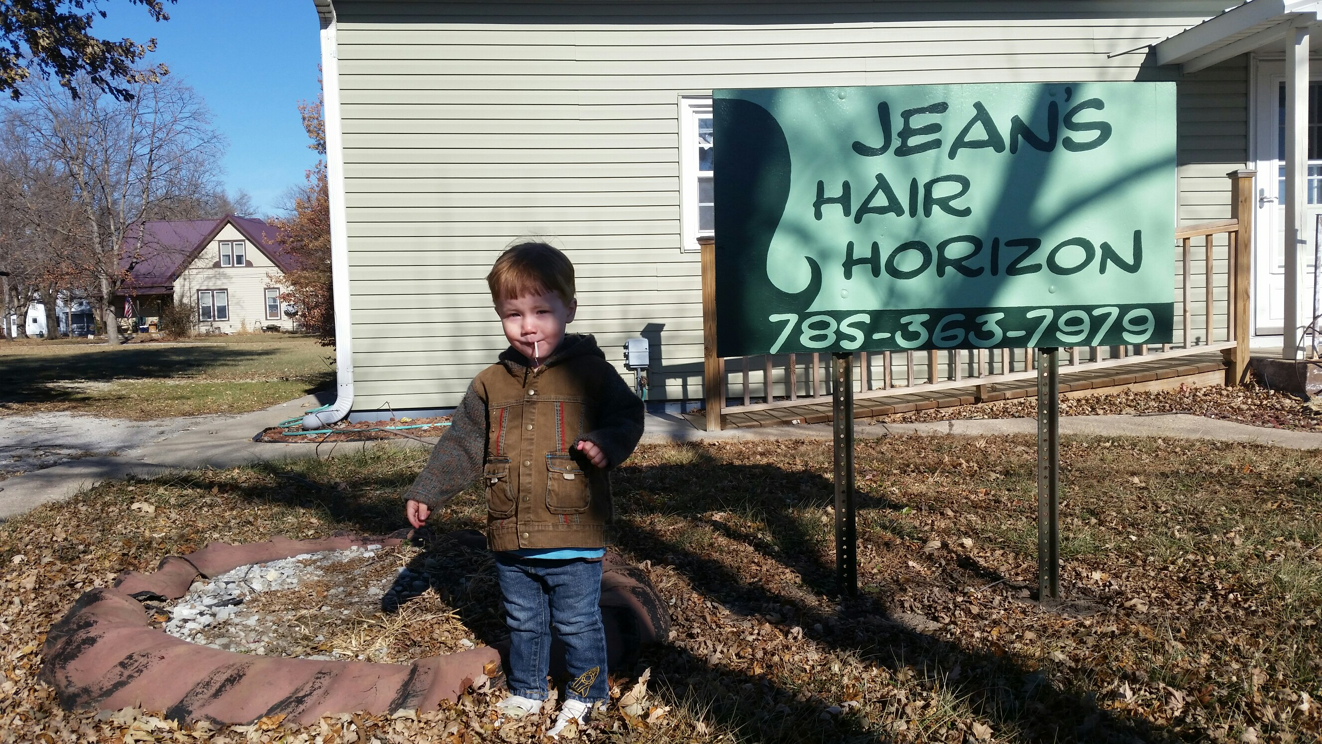Jean's Hair Horizons, Blue Rapids KS