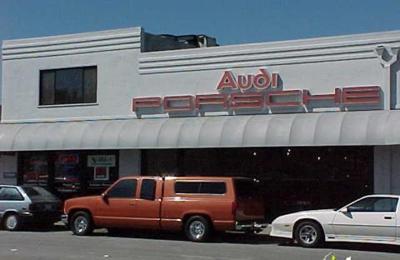 Rector Motor Car Company - Burlingame, CA