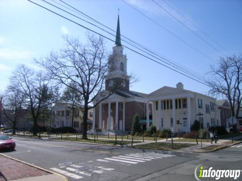 Second Reformed Church 100 College Ave New Brunswick Nj