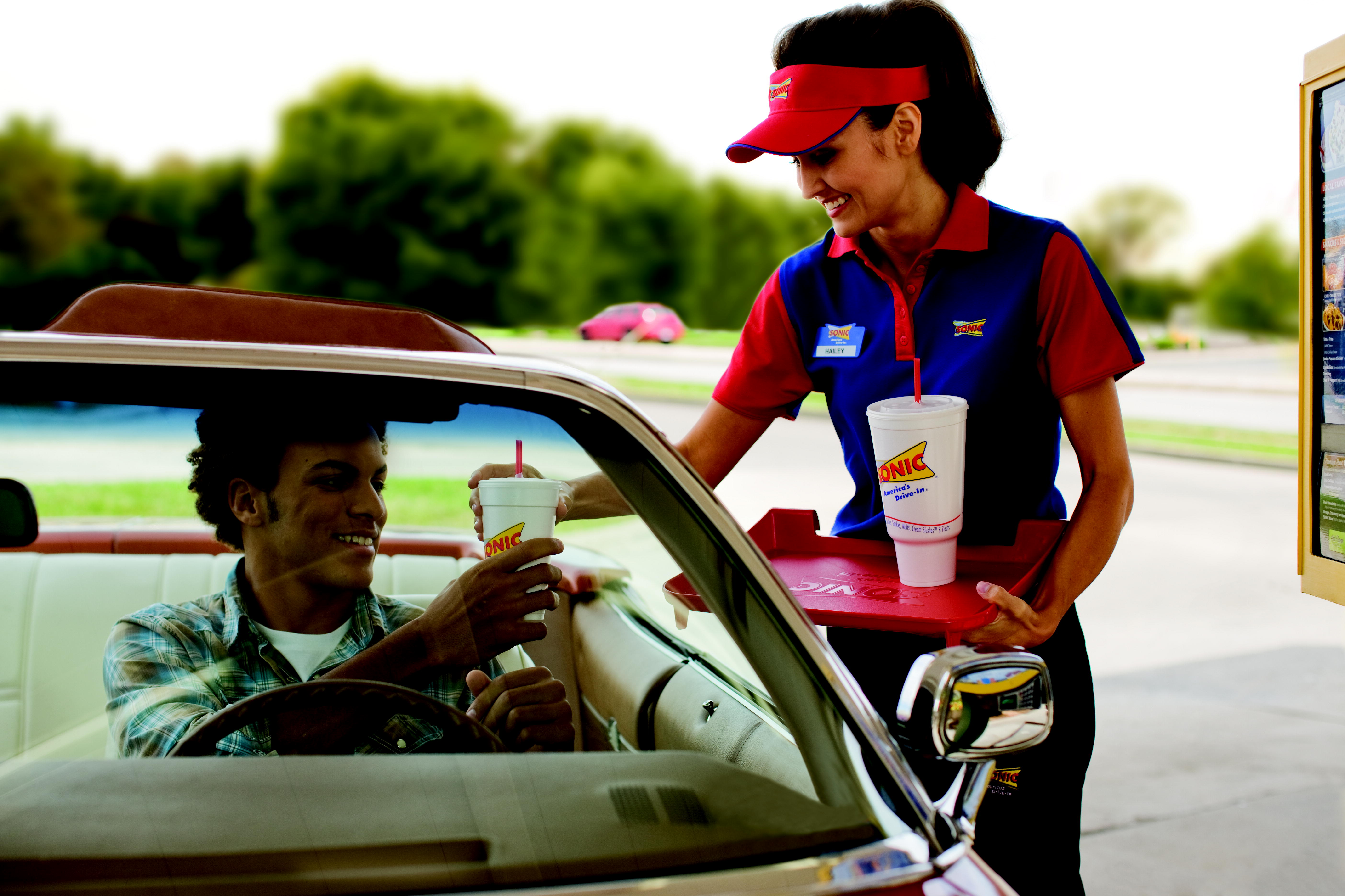 Sonic Drive-In, Drumright OK