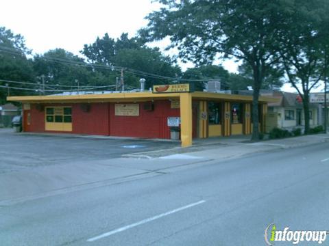 Herm's Hot Dog Palace, Skokie IL