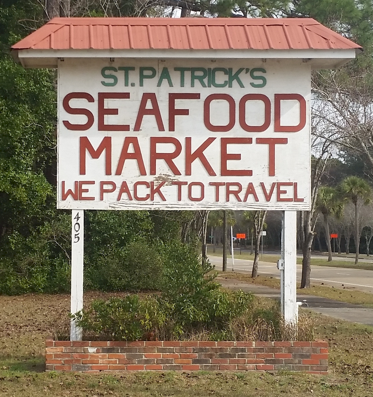 St Patrick's Seafood Market, Port Saint Joe FL
