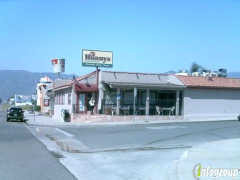 Hunnys Restaurants Inc, Lake Elsinore CA