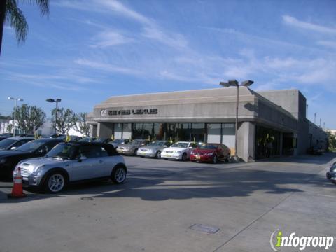 Keyes Lexus, Van Nuys CA