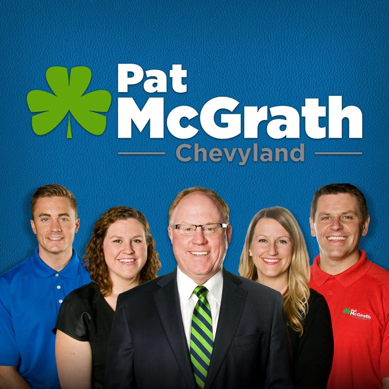 Pat McGrath Chevyland, Cedar Rapids IA