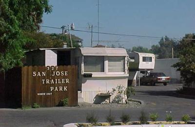 San Jose Trailer Park - San Jose, CA