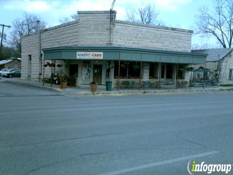 Bear Moon Bakery, Boerne TX