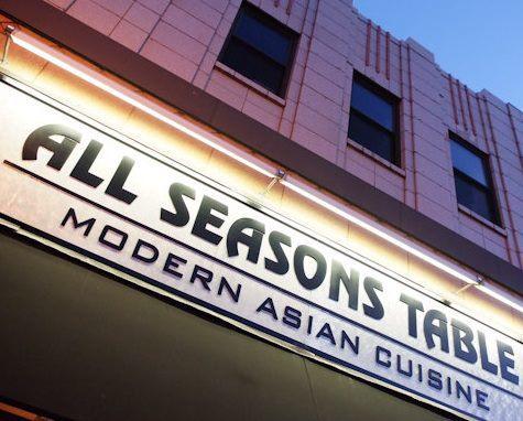 All Seasons Table, Malden MA
