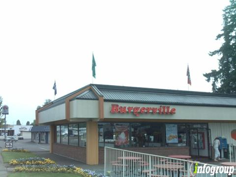 Burgerville, Canby OR