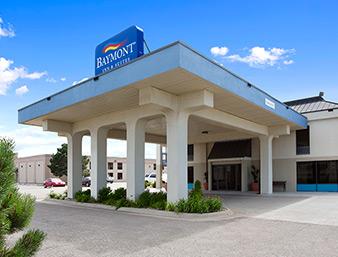 Baymont Inn & Suites Hays, Hays KS