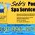 Seb's Pool & Spa Service