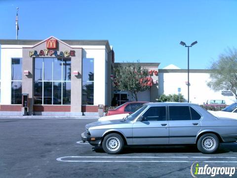 McDonald's, Colton CA