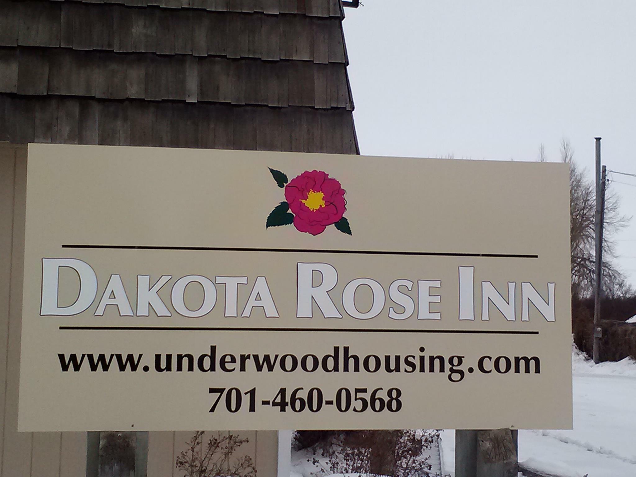 Dakota Rose Inn, Underwood ND