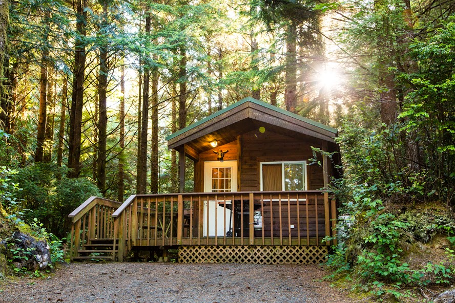 South Jetty RV & Camping Resort, Florence OR
