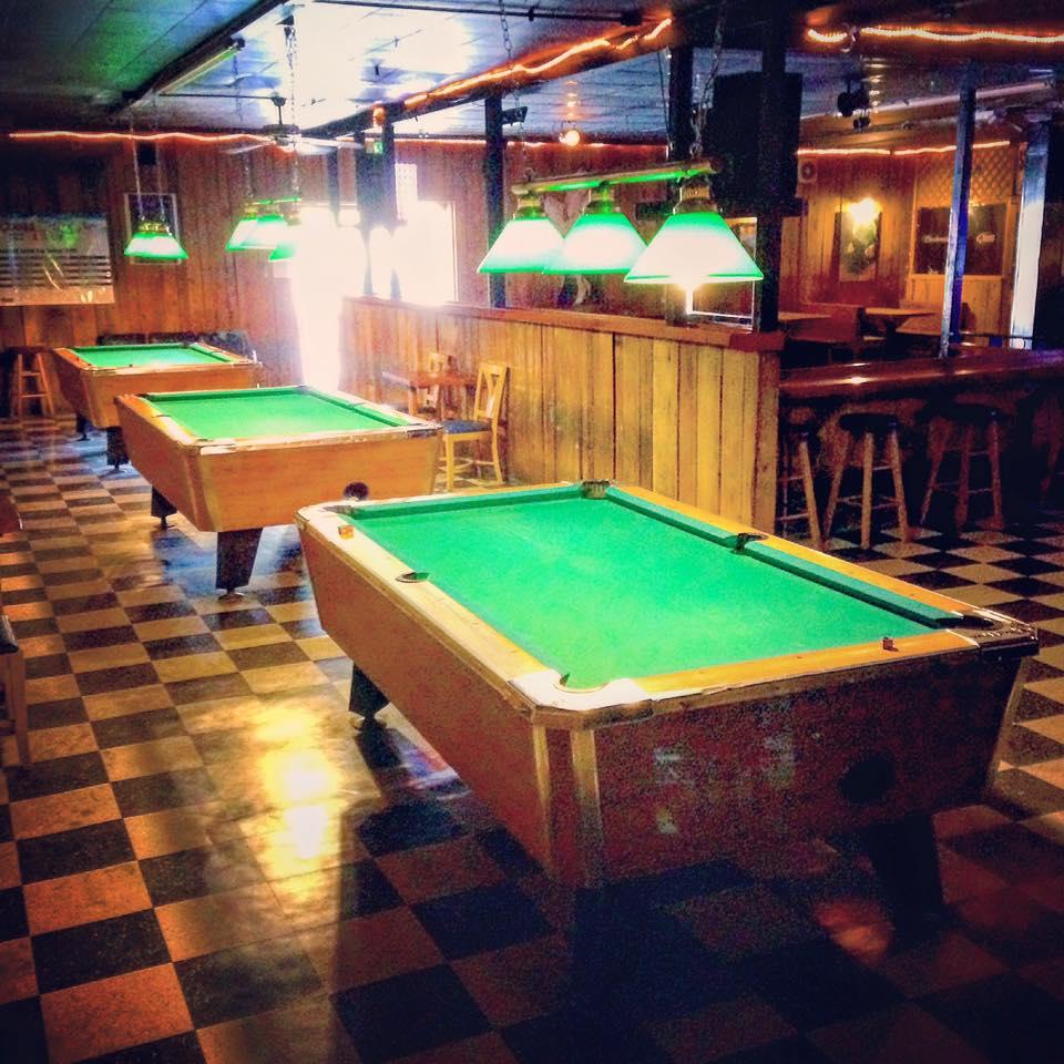 The Back Door Bar & Grill, Danville VA
