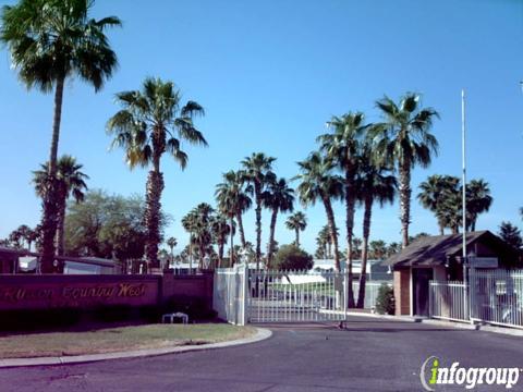 Rincon Country West RV Resort, Tucson AZ