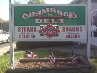 Shamrock Sandwich Shop & Deli, Audubon NJ