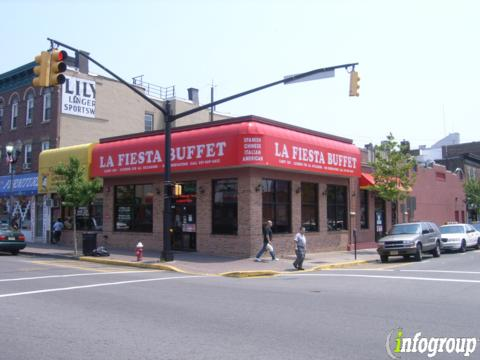 La Fiesta Buffet, West New York NJ