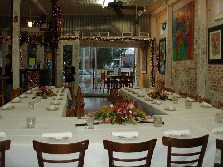 Cafe' Des Amis, Breaux Bridge LA