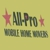 All Pro Mobile Home Movers