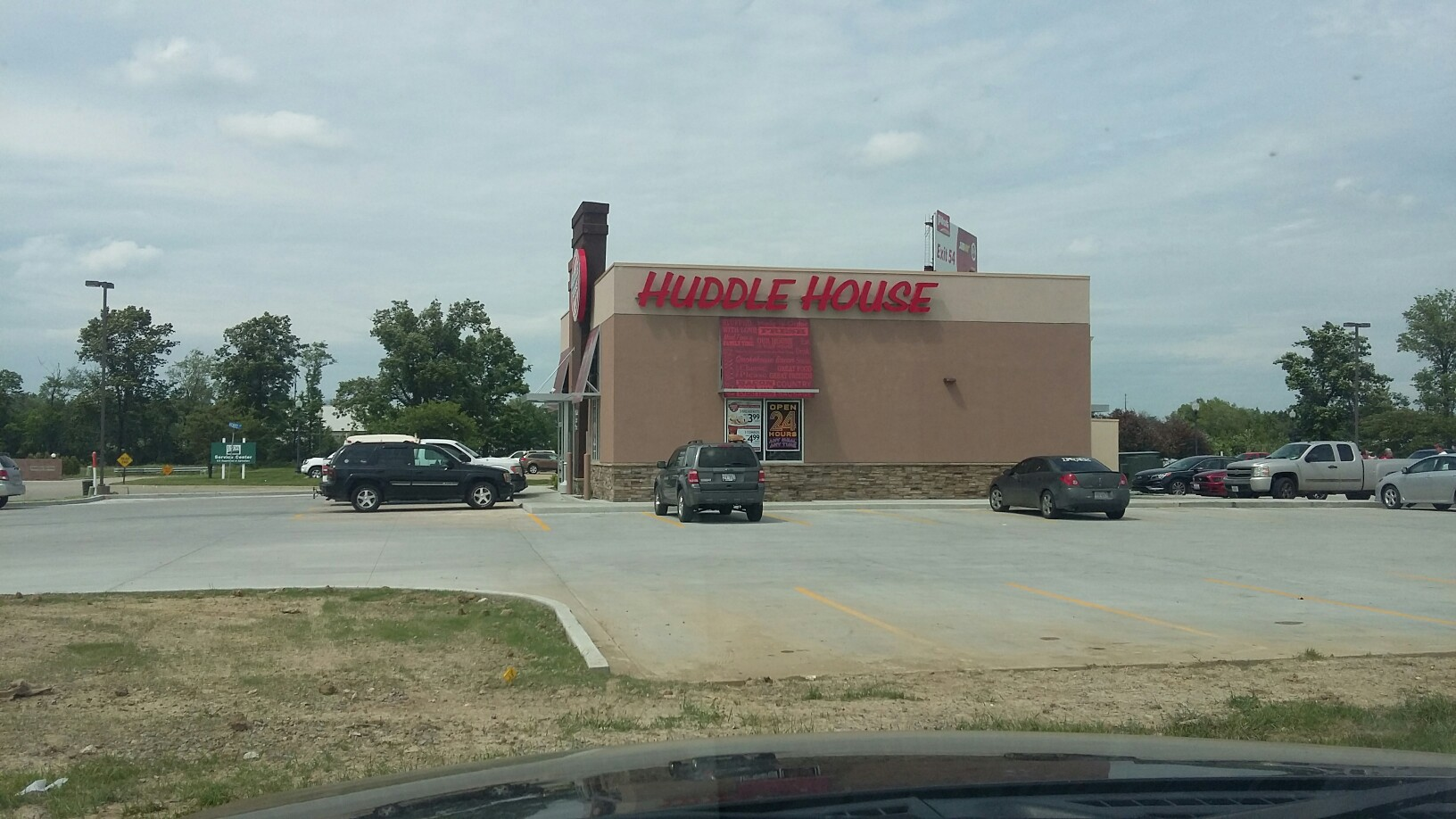 Huddle House, Marion IL