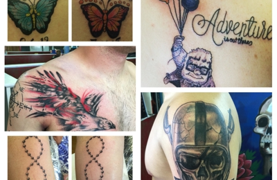 Skin Deep Tattoos - San Antonio, TX