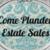 Come Plunder Estate Sales