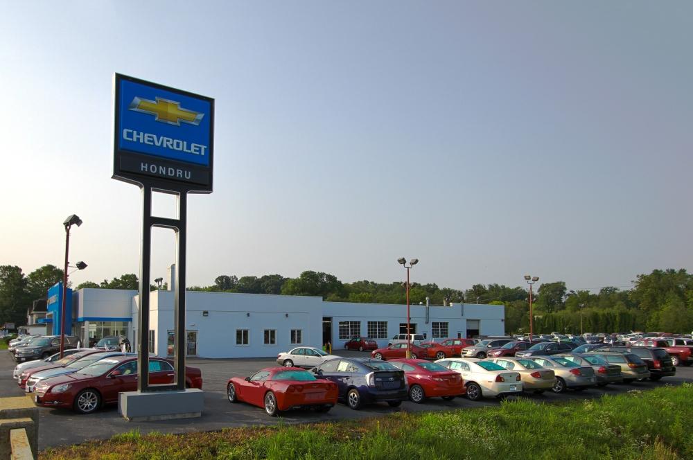 Hondru Chevrolet of Manheim, Manheim PA