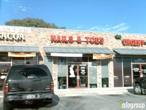 Nails & Toes - San Antonio, TX