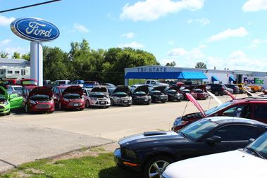 Tri-State Ford Lincoln, Maryville MO