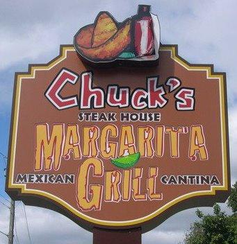 Chuck's Margarita Grill, Storrs Mansfield CT