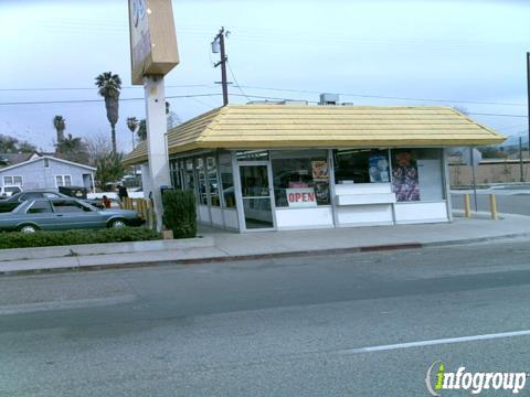 Donut Queen, Riverside CA