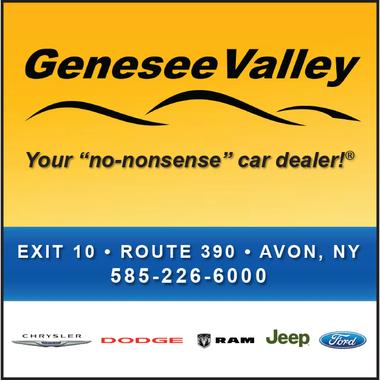 Genesee Valley Chrysler Dodge Jeep, Avon NY