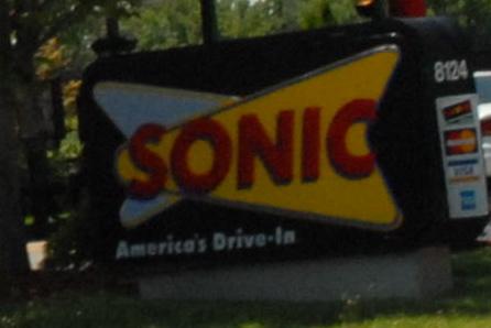 Sonic Drive-In, Nolensville TN