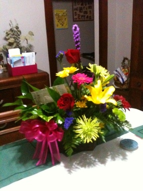 Corner Flowers & Gifts, Amory MS