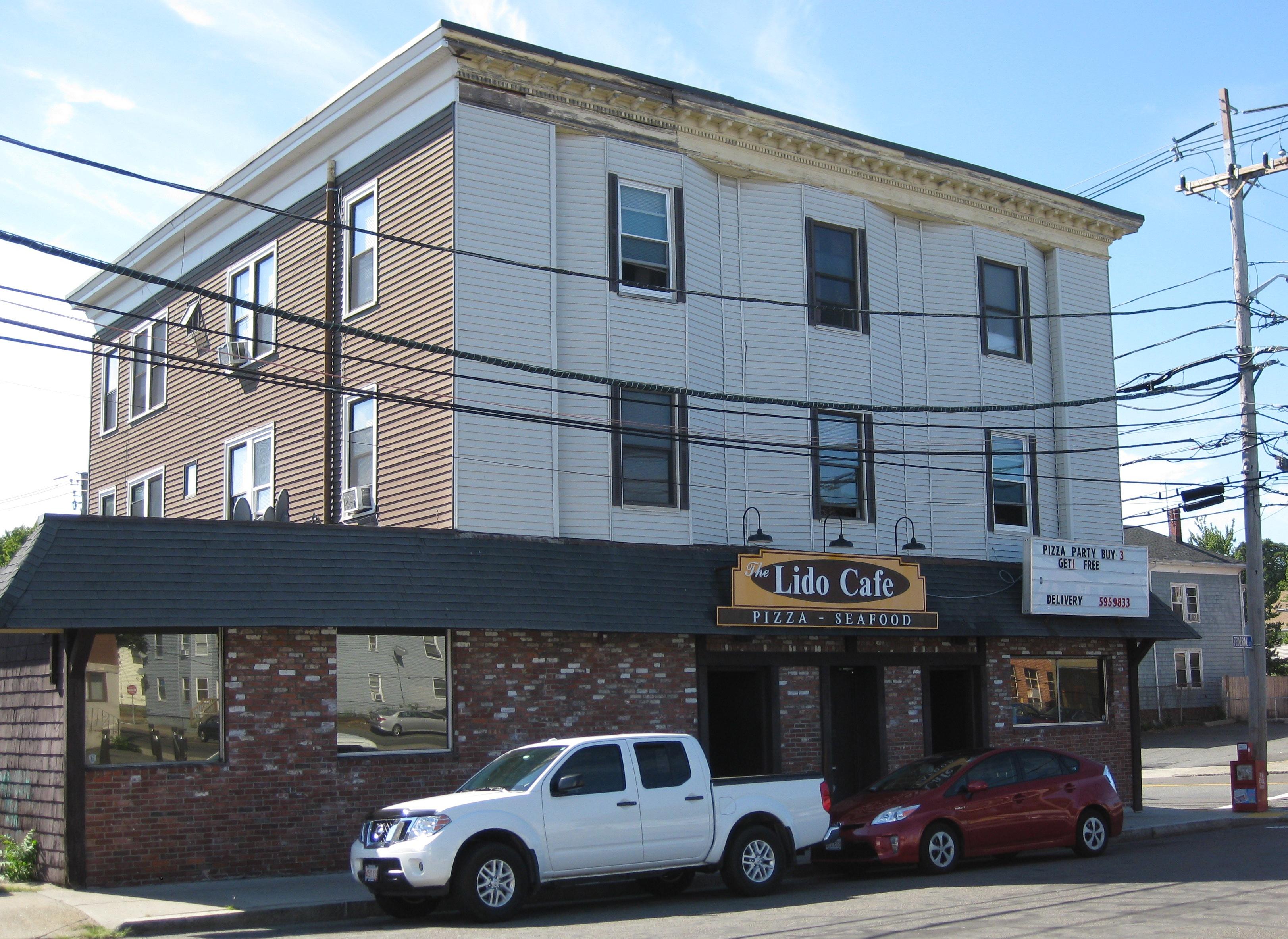 Lido Cafe, Lynn MA