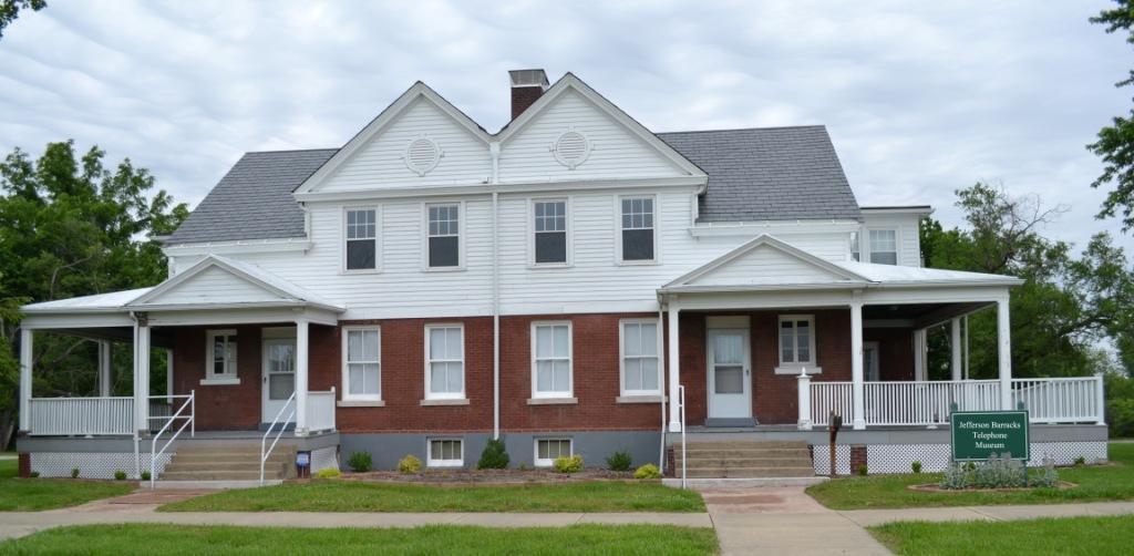 Jefferson Barracks Telephone Museum, Saint Louis MO